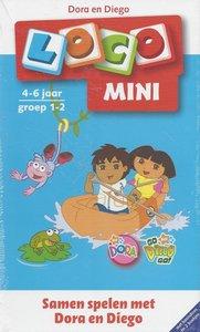 Dora: basisdoos + 2 boekjes