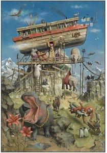 De ark van Noach :: Marius van Dokkum