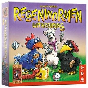 Regenwormen - uitbreiding