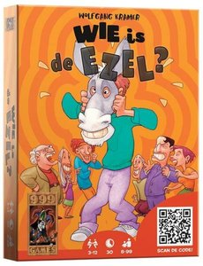 Wie is de ezel?