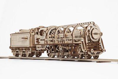Locomotief :: Ugears