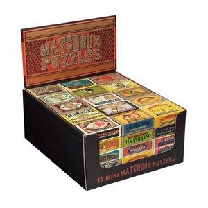 Matchbox Puzzels (doos met 75 stuks)