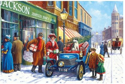 Winter about Town :: Gibsons