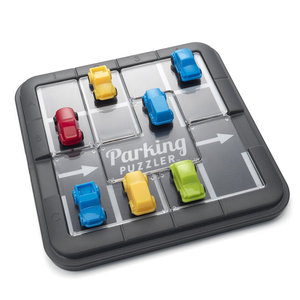 Parking Puzzler :: SmartGames