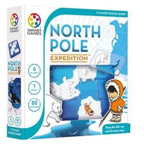 North Pole Expedition :: SmartGames