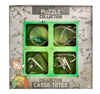 Metal Puzzle Collection - Junior