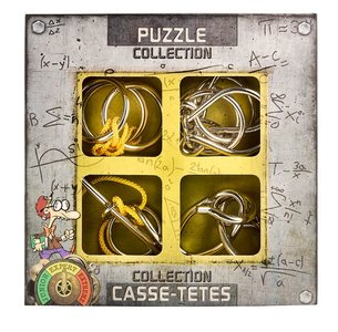 Metal Puzzle Collection - Expert