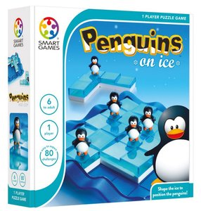 Penguins on Ice :: SmartGames