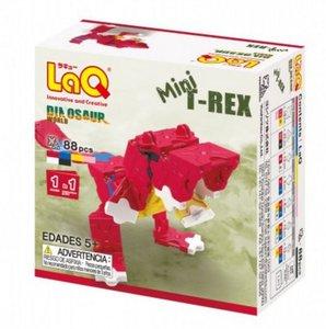 LaQ Dinosaur World Mini T-Rex :: LaQ