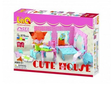 LaQ Sweet Collection Cute House :: LaQ