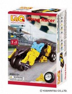 LaQ Hamacron Constructor Mini Drag Racer :: LaQ