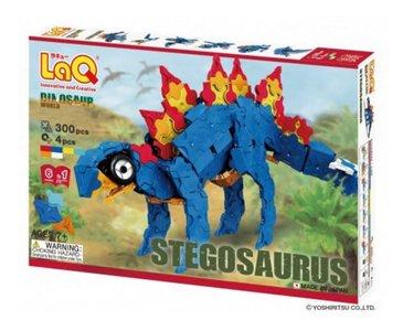 LaQ Dinosaur World Stegosaurus :: LaQ