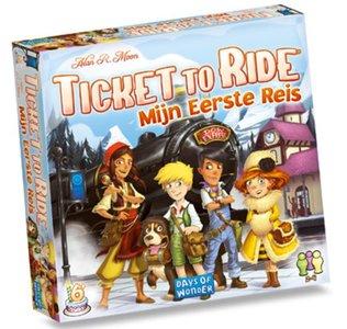 Ticket to Ride - Mijn eerste reis (Uitloop)