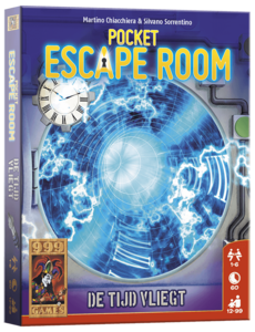 Pocket Escape Room: De Tijd Vliegt