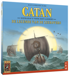 Catan: De Legende van de Zeerovers
