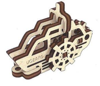Raderboot :: Ugears fidget