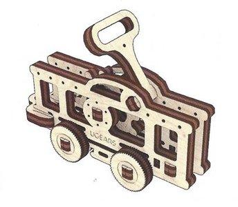Tram :: Ugears fidget
