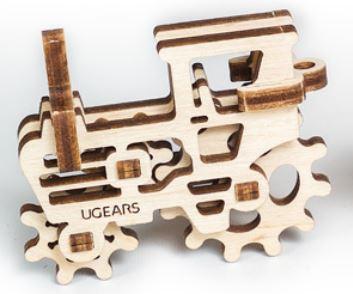Tractor :: Ugears fidget