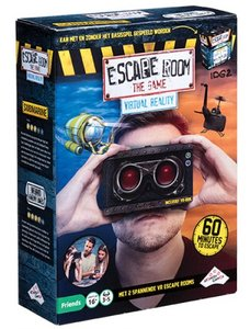 Escape Room The Game Virtual Reality :: Identity Games