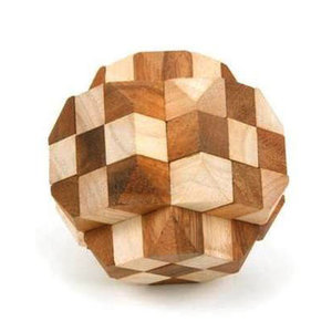 Great Ball :: Houten Breinbreker