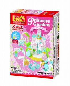 Sweet Collection Princess Garden :: LaQ