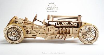 U-9 Grand Prix Car :: Ugears