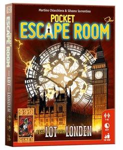 Pocket Escape Room Het Lot van Londen :: 999 Games