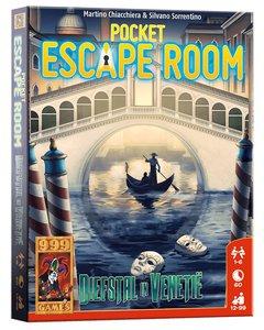Pocket Escape Room Diefstal in Venetië :: 999 Games