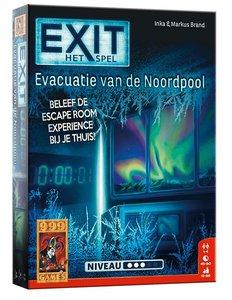 Exit: Evacuatie van de Noordpool :: 999 Games