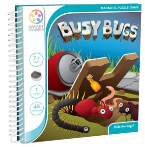 Travel Busy Bugs :: SmartGames