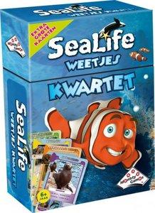 Sealife Weetjes :: Kwartet