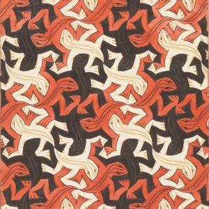 Hagedis :: M.C. Escher