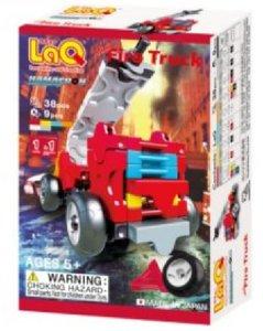 Mini Fire Truck :: LaQ