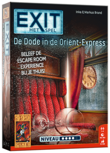 Exit: De Dode in de Orient Express :: 999 Games
