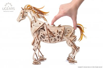 Paard :: Ugears