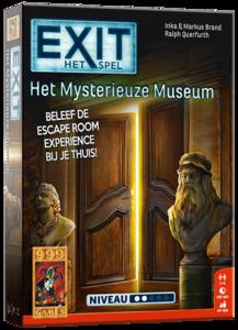 Exit Het Mysterieuze Museum :: 999 Games