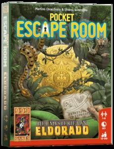 Het Mysterie van Eldorado :: 999 Games