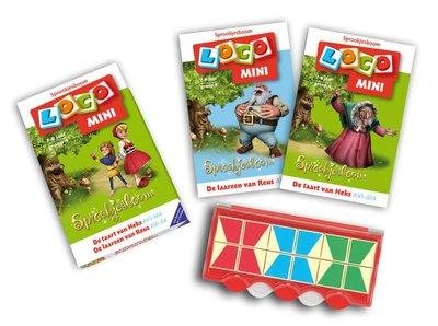 Sprookjesboom pakket :: Mini Loco