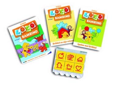 Spelen met Dribbel :: Bambino Loco