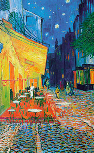 Caféterras bij Nacht - van Gogh