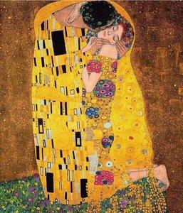 De Kus :: Gustav Klimt