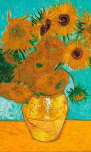Zonnebloemen :: Vincent van Gogh