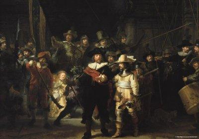 De Nachtwacht :: Rembrandt van Rijn