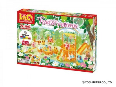 Forest Friends :: LaQ Sweet Collection