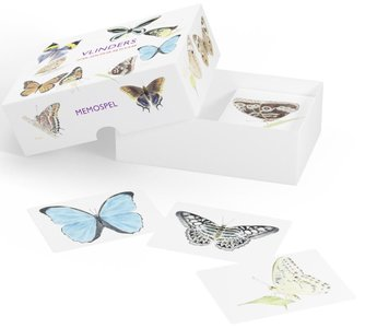 Vlinders Memospel :: Natuur