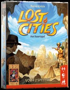 Lost Cities kaartspel :: 999 Games