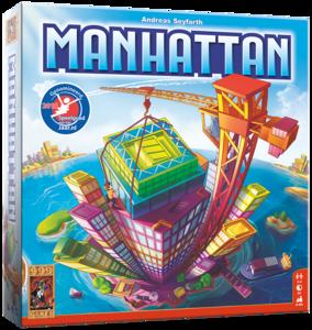 Manhattan :: 999 Games
