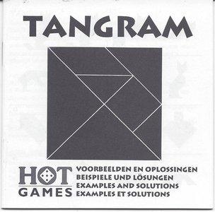 Tangram opgaven