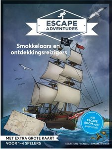 Smokkelaars en Ontdekkingsreizigers :: Escape Adventures