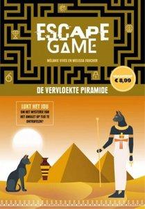 De vervloekte Piramide :: Escape Game